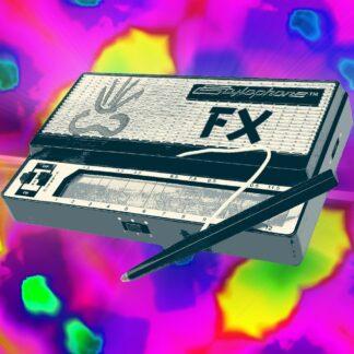 Stylophone FX cover art