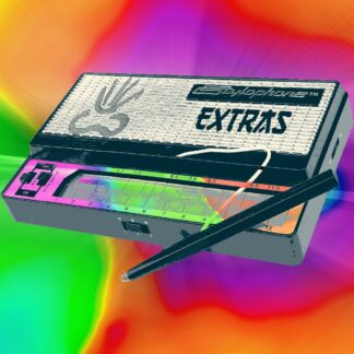 Stylophone Extras cover art